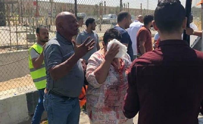 埃及吉萨金字塔附近一旅游巴士遭爆炸袭击,伤者多为外国游客