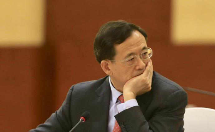刘士余同志主动投案正配合审查调查,4个月前卸任证监会主席
