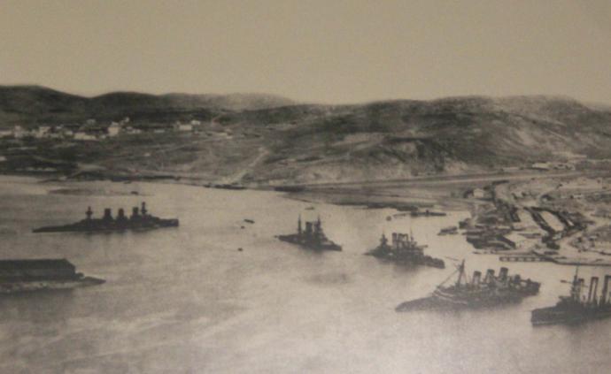 日俄戰爭的絞肉機:決戰旅順港