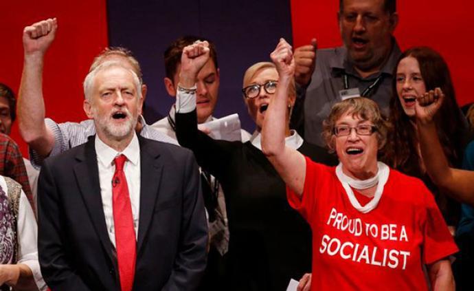 """英國工黨""""反猶""""風波:""""反猶""""話語裹挾下的左翼政治困局"""