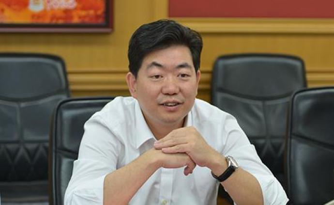 """""""70后""""经济学博士孙硕已任北京西城区政府党组书记"""