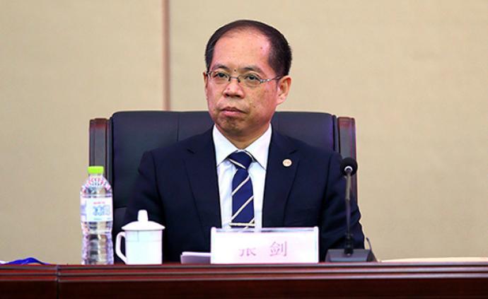 中國足協高層下月換屆,張劍、林曉華或返回總局任職