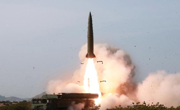 """朝鮮連續試射導彈欲""""倒逼""""美重回談判桌,迎頭相撞風險增高"""