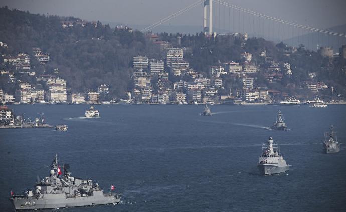 土耳其舉行史上最大海軍演習,出動131艘艦艇