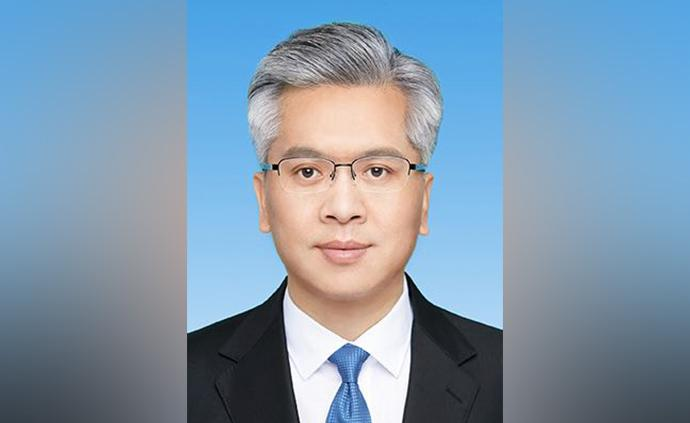 """""""75后""""喻华锋任北京西城区政府党组副书记"""