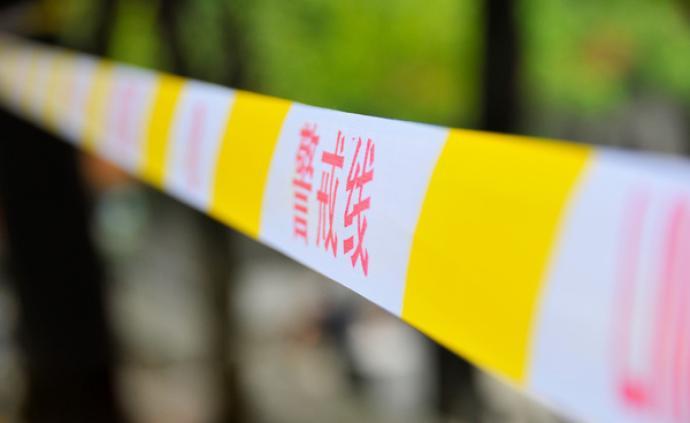温州一居民楼内发生持刀伤人案致1人死亡,嫌疑人拒捕被击毙