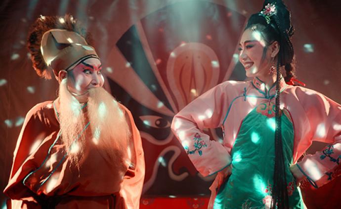 鄧婕監制《活著唱著》亮相戛納:川劇藝術不是只有變臉和噴火