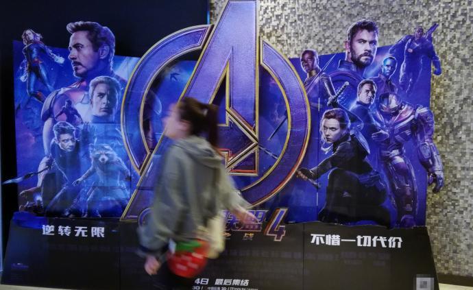 復聯4今日下映未延長,總票房42.4億居中國影史外片第一