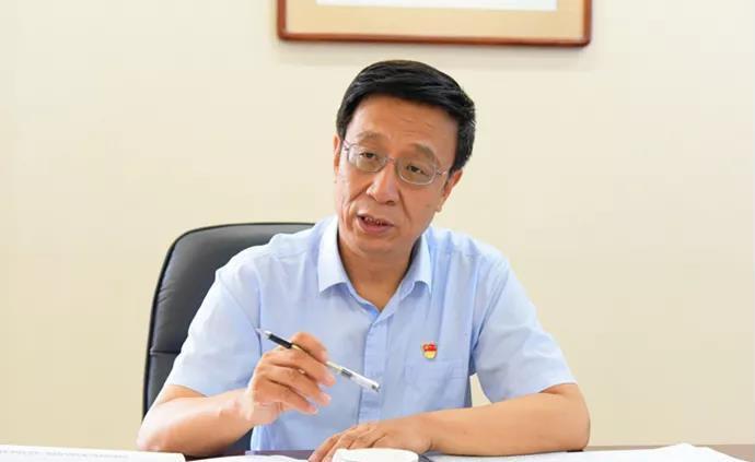 山西省高级人民法院原党组副书记、副院长刘冀民被双开