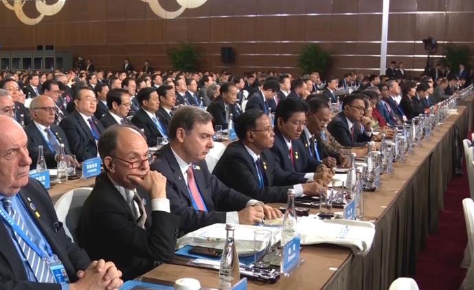 獨家V觀丨習近平:亞洲人民期待開放融通的亞洲