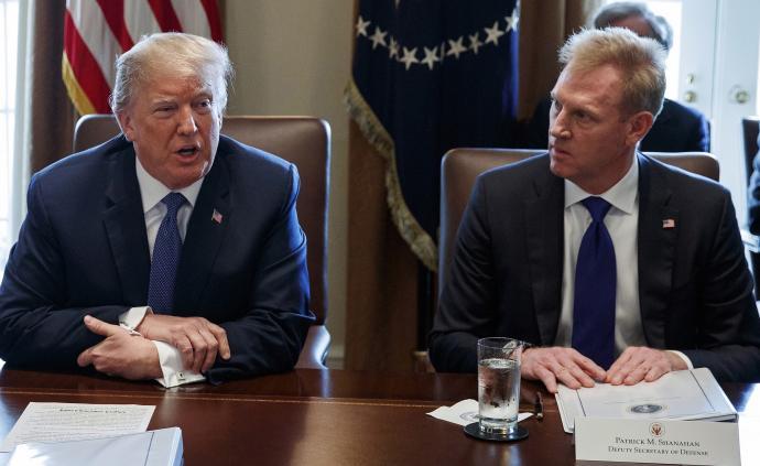 美媒:特朗普批準在中東增派美軍及裝備,應對伊朗威脅