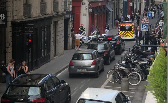 法國里昂市中心發生爆炸,造成至少13人受傷