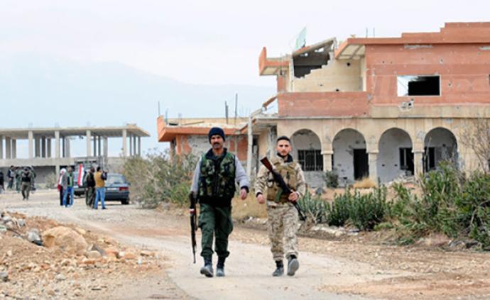 敘利亞政府否認軍方使用化學武器,矛頭直指美國