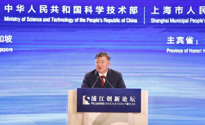 中科院院士陈竺:前沿技术对国际社会安全和治理提出新挑战