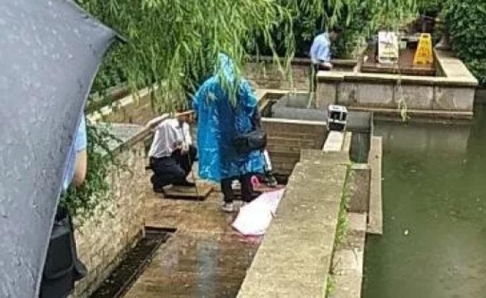 杭州兩名女童小區內觸電身亡,事發時在景觀步道積水中戲水