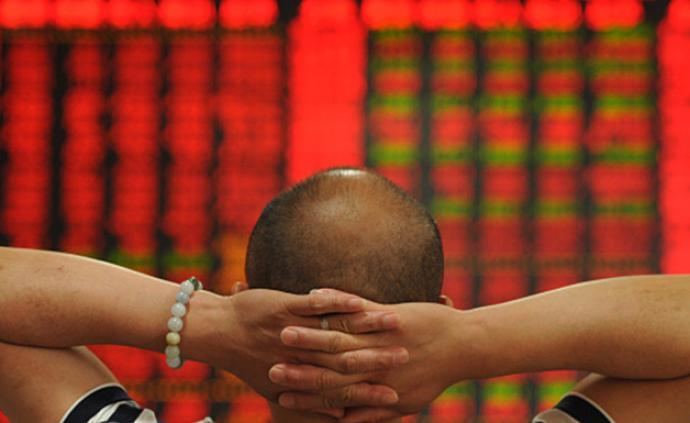 A股大漲:滬指創出短期新低后反彈收漲逾1%,創指漲逾3%