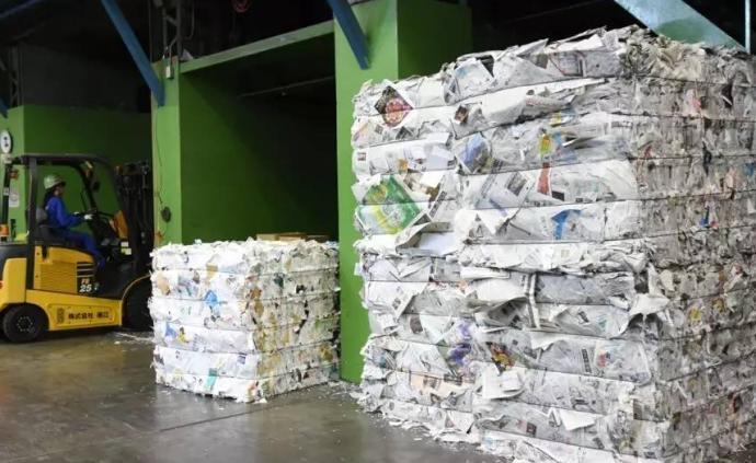 上海論壇|過度包裝問題②廢物回收利用的國際經驗