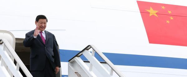 習近平將對俄羅斯進行國事訪問并出席圣彼得堡國際經濟論壇