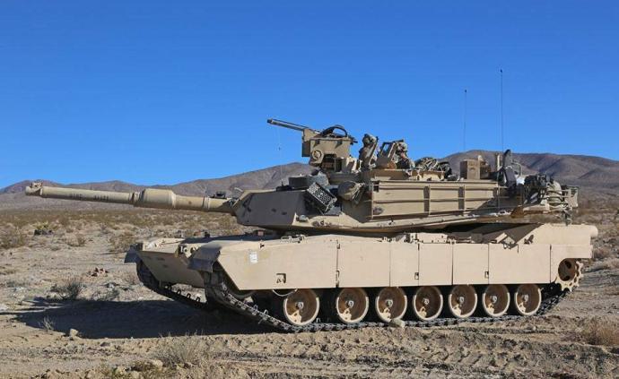 美擬向臺灣地區售M1A2主戰坦克,價值約20億美元
