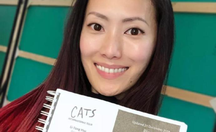 """音乐剧《猫》:这位荷兰华裔女演员为何能演""""魅力猫"""""""