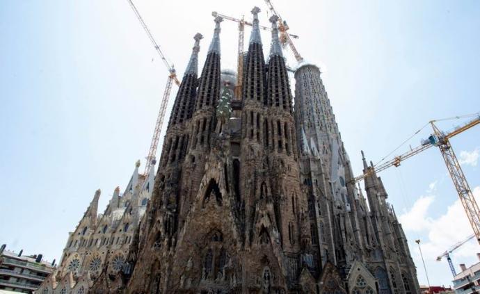 开工137年后,高迪设计的圣家族大教堂获施工许可证