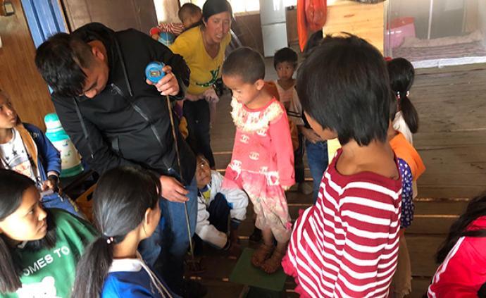 博士为云南边境村众筹幼儿园,80余名学龄前儿童待入园