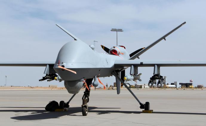 """美国将在波兰部署MQ-9""""死神""""无人机编队,增派一千美军"""