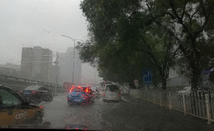 暴雨預警有新變化,北京將啟用新修訂版暴雨預警信號