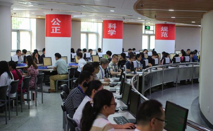 直擊北京高考閱卷現場:1173名教師評卷,滿分作文已出現