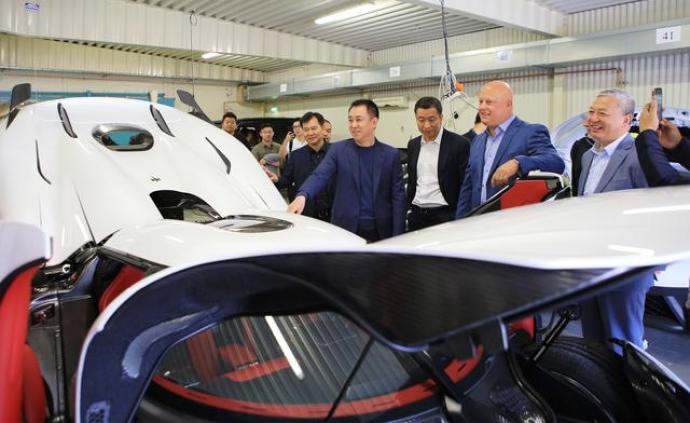 合力打造新能源汽车新名片,沈阳和恒大签订战略合作协议