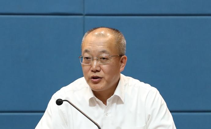 赵琳任哈尔滨理工大学校长,周宏力调任黑龙江科大党委书记