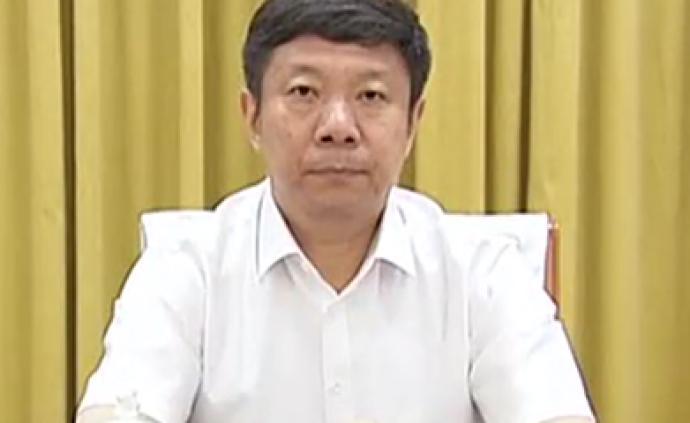 西藏自治區黨委常委、區紀委書記王擁軍調任山西省委常委