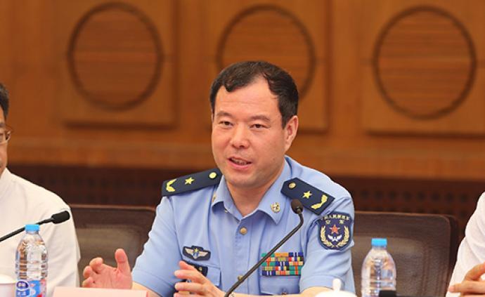 薛宏伟少将调任中部战区空军纪委书记,衣剑辉少将不再担任