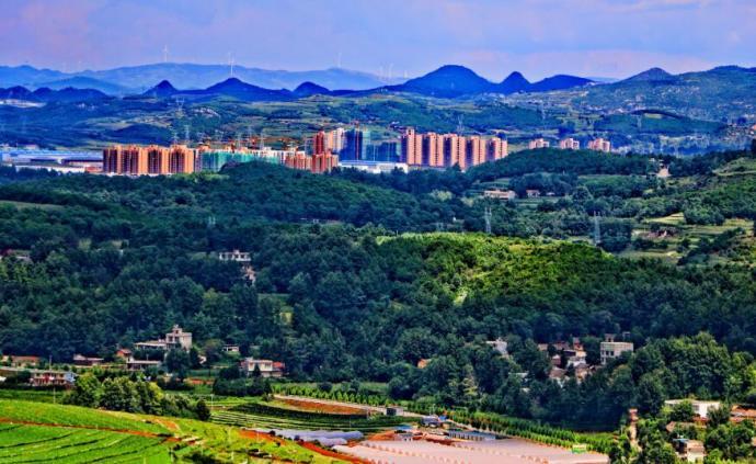"""藍皮書:貴州不再是落后代名詞,經濟發展跑出""""貴州速度"""""""