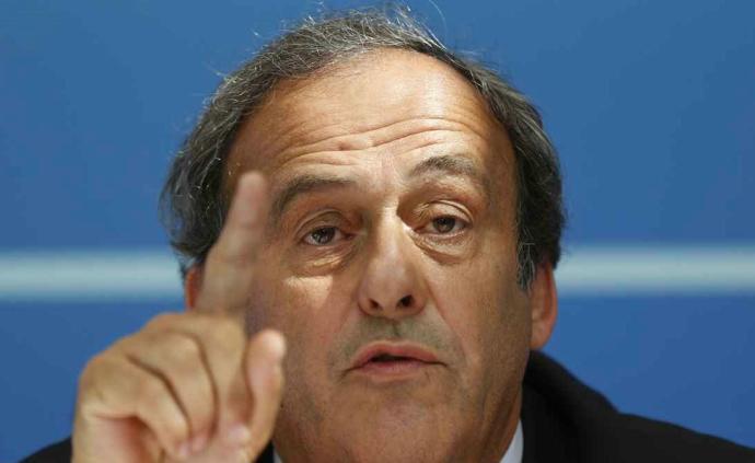 前欧足联主席普拉蒂尼被警方拘留,涉嫌卡塔尔世界杯申办腐败