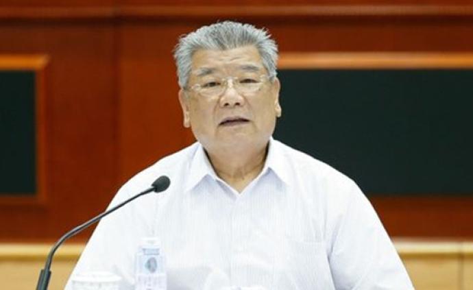 华东政法功勋教授苏惠渔逝世,上月获颁中国法学界最高荣誉