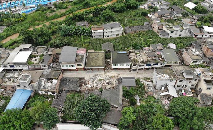 财政部、应急管理?#27994;合?#25320;1亿中央救灾资金帮助长宁抗震救灾