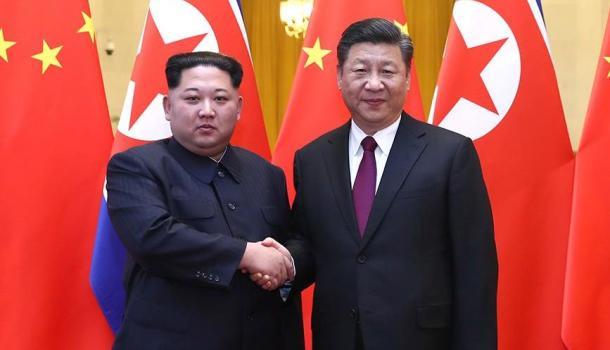 十八大以来首次访问朝鲜在即,习近平这样评价中朝关系