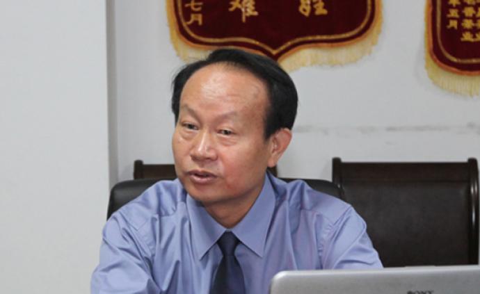 山东省日照市人民检察院原检察长巩盛昌退休两年被查