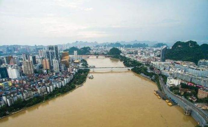 水利部:未来几天多流域可能发生超警洪水