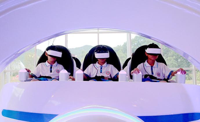 工信部:2021年我国虚拟现实市场规模预计超500亿元