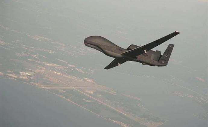 伊朗外长发布美国无人机入侵伊朗领空详细路径及坐标