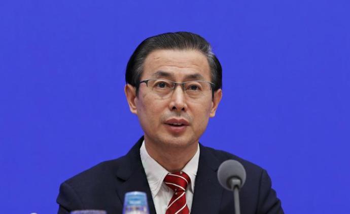 王道树出任国家税务总局总审计师,刘丽坚已转岗总经济师