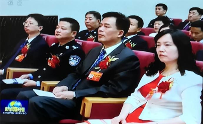 """""""做人民满意的公仆"""",上海5名个人3个集体在京受表彰"""