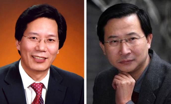 饶毅履新首都医科大学校长后,原校长尚永丰调回北京大学工作