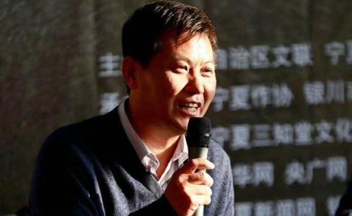 51岁宁夏作协副主席李进祥逝世