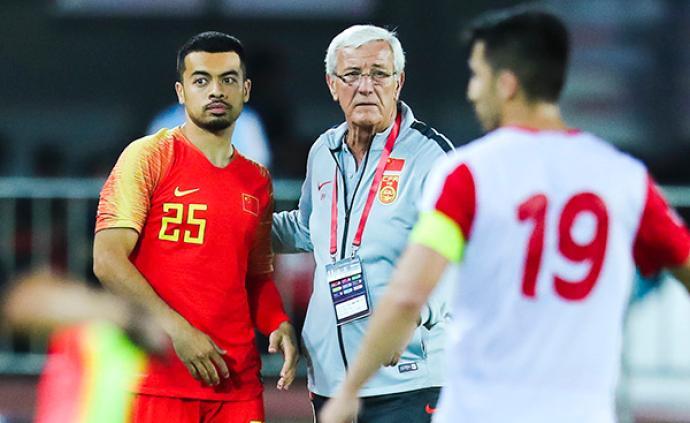 國足8月集結備戰世預賽,里皮將征召更多合規入籍球員