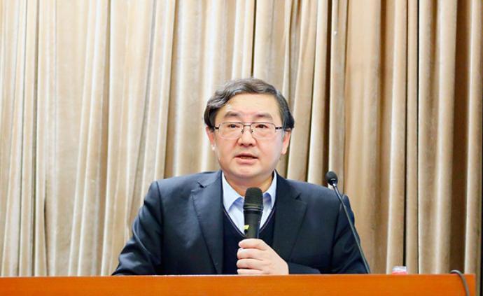 東華大學原校長蔣昌俊調任同濟大學正局級副校長