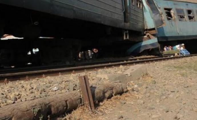剛果(布)發生兩列火車相撞事故,造成至少13人死亡