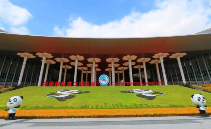 第二屆進博會將于11月舉行,展區面積及參展企業都將增加